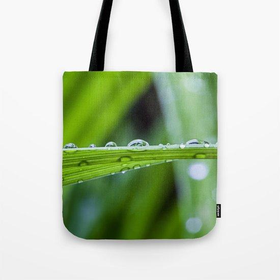spring rains Tote Bag