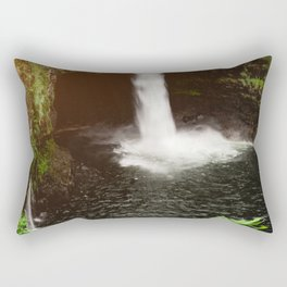 Jungle Waterfall - 32/365 Rectangular Pillow