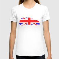 mini cooper T-shirts featuring Mini Cooper by Derek Donovan