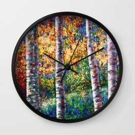 A Midsummer Night's Dream Wall Clock
