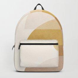 Minimal Geometric 53 Backpack