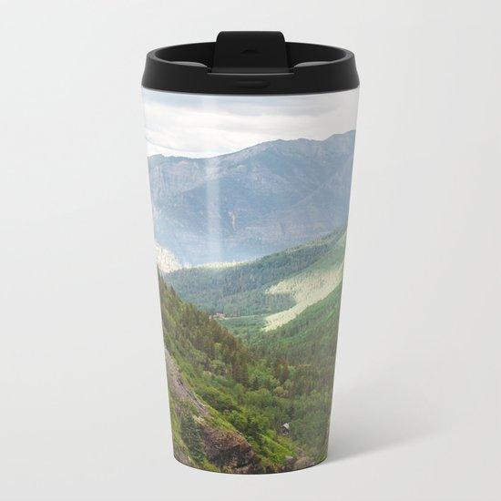 Okay View Metal Travel Mug