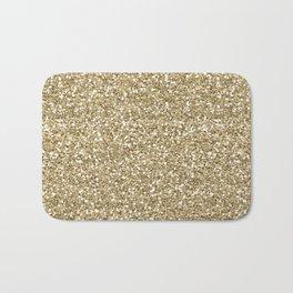 Glitter - Gold 1. Bath Mat