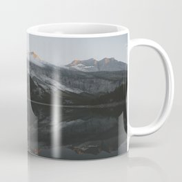 Mirror Mountains - Landscape Photography Coffee Mug