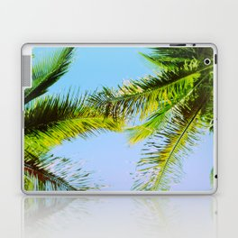 Palm Trees Tropical Photography Laptop & iPad Skin