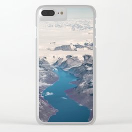 Wasteland Clear iPhone Case