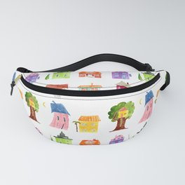 Fairy tale homes Fanny Pack