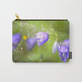 Bluebells Meadow #decor #society6 #buyart Carry-All Pouch