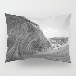 Non Linear Time as Mass - The Wave, Arizona Pillow Sham
