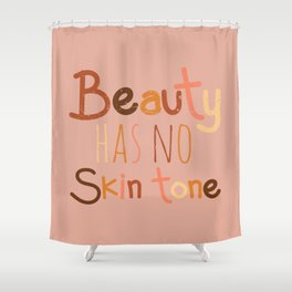 Beauty V2 Shower Curtain