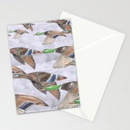 """ Migration "" Stationery Cards"