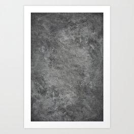 Photography Backdrop: Gray/Grey Art Print