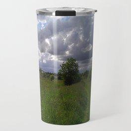 Green Hillwalk Travel Mug