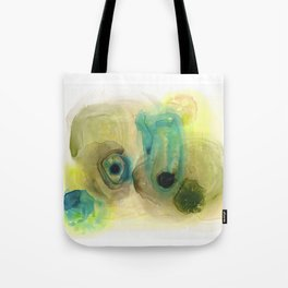 Playing with transparencies I Tote Bag