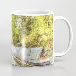 Little Venice London Autumn Art Coffee Mug