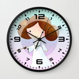 It is in front of you Wall Clock