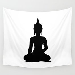 Simple Buddha Wall Tapestry