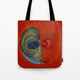 The Eye of the Beholder Tote Bag