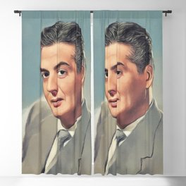Victor Mature, Movie Legend Blackout Curtain
