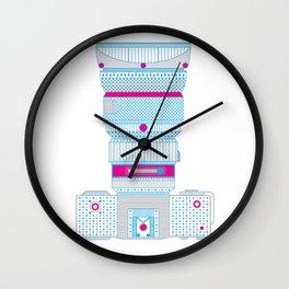 D.S.L.R. Wall Clock