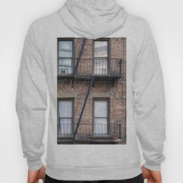 New York Fire Escape Hoody