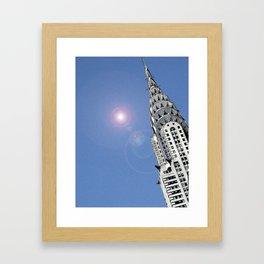 Chrysler NYC I Framed Art Print