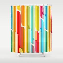 Test Tube Tune Shower Curtain