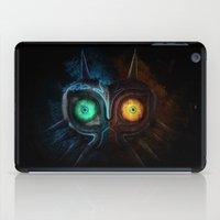 majora iPad Cases featuring Majora Mask  by DavinciArt