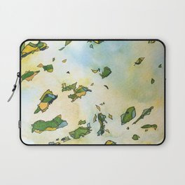 When Summer Turns To Fall Laptop Sleeve
