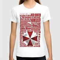 resident evil T-shirts featuring Resident Evil Story... by Rosso