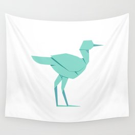 Origami Stork Wall Tapestry