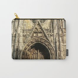 Brussels Church Carry-All Pouch