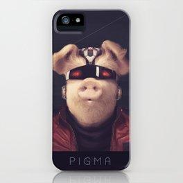 Star Team - Pigma iPhone Case