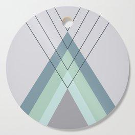 Iglu Mint Cutting Board