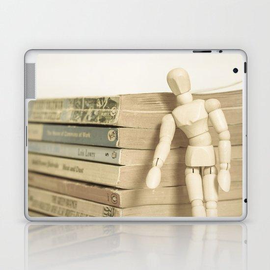 Little man books Laptop & iPad Skin
