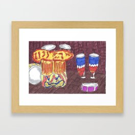 Austin, Texas Framed Art Print