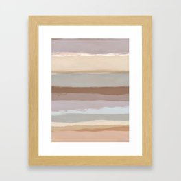Strips 4 Framed Art Print