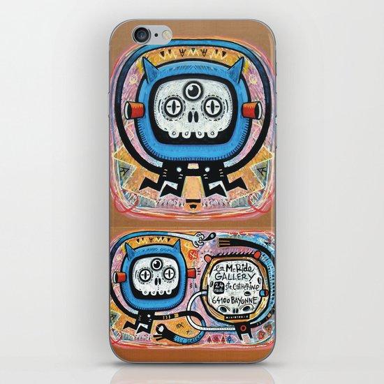 Les mots du chaman iPhone & iPod Skin