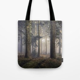 Puddletown Forest Tote Bag