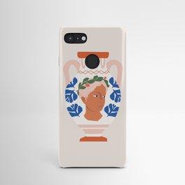 Greek Goddess Vase Android Case