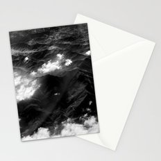 almost joy division Stationery Cards