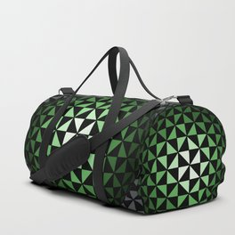 Healing Green Sphere Duffle Bag