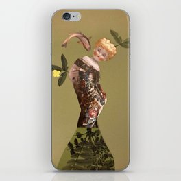 Old doll iPhone Skin
