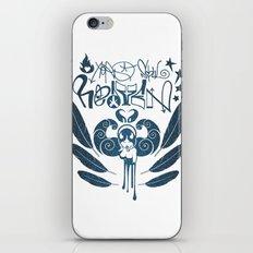 Aerosoul Heaven iPhone & iPod Skin