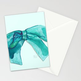 Cute bow Stationery Cards