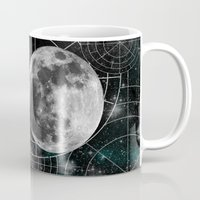 borderlands Mugs featuring Midnight by Astrablink7