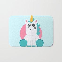 Even Unicorn's Get Sad Bath Mat