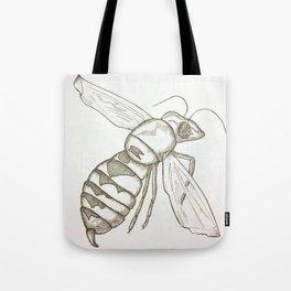 Buzzaround Tote Bag