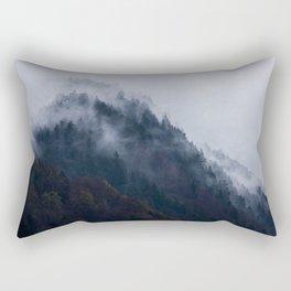 Berchtesgaden Hillside Rectangular Pillow