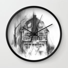The Lutz Home Wall Clock